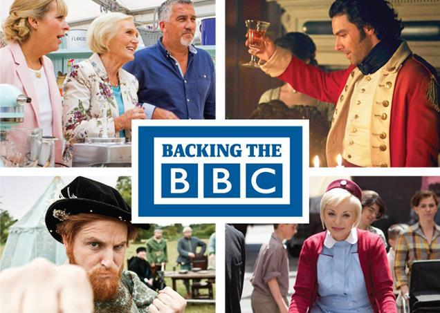 Backing The BBC